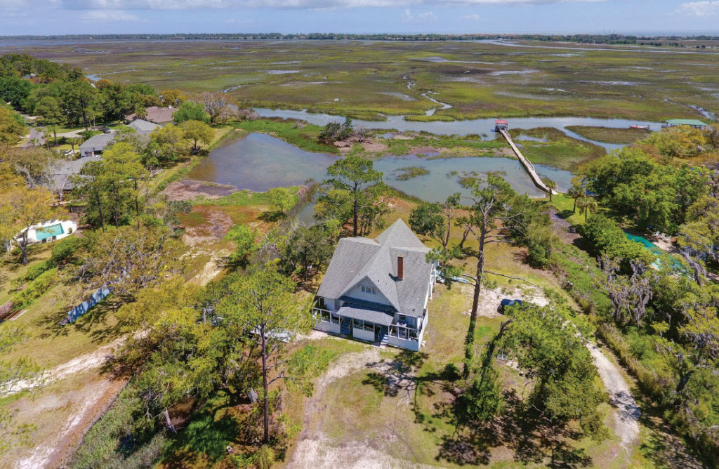 4.33 Acres on the Black Banks River
